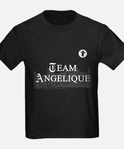 Team Angelique B&W T