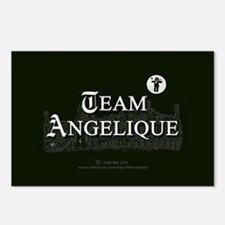 Team Angelique B&W Postcards (Package of 8)