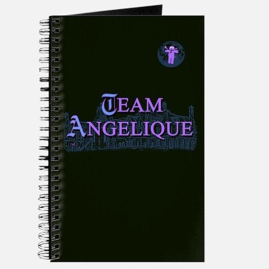 Team Angelique Color Journal