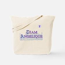 Team Angelique Color Tote Bag