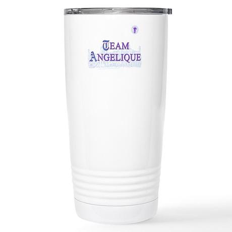 Team Angelique Color Stainless Steel Travel Mug