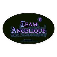Team Angelique Color Decal