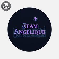 """Team Angelique Color 3.5"""" Button (10 pack)"""