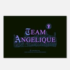 Team Angelique Color Postcards (Package of 8)
