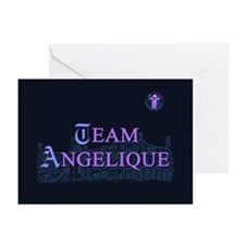 Team Angelique Color Greeting Cards (Pk of 20)