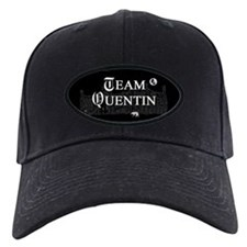 Team Quentin B&W Baseball Hat