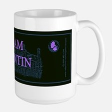 Team Quentin Color Large Mug