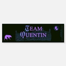 Team Quentin Color Car Car Sticker