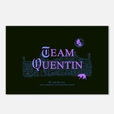 Team Quentin Color Postcards (Package of 8)