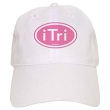 iTri Pink Oval Hat