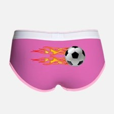 Side fire soccer Women's Boy Brief