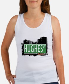 Hughs Av, Bronx, NYC Women's Tank Top