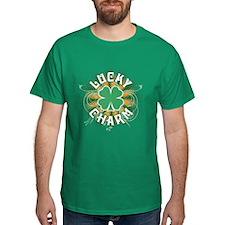 Lucky Charm [swirls] T-Shirt