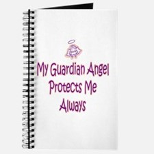 Guardian Angel Protects - Pin Journal