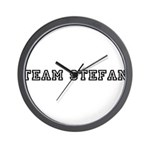 Team Stefan Wall Clock