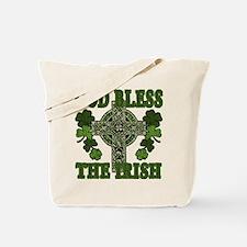God Bless the Irish Tote Bag