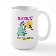 Don't Wanna Be Found Mug