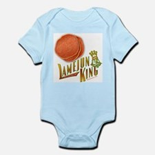 Lamejun King Infant Bodysuit