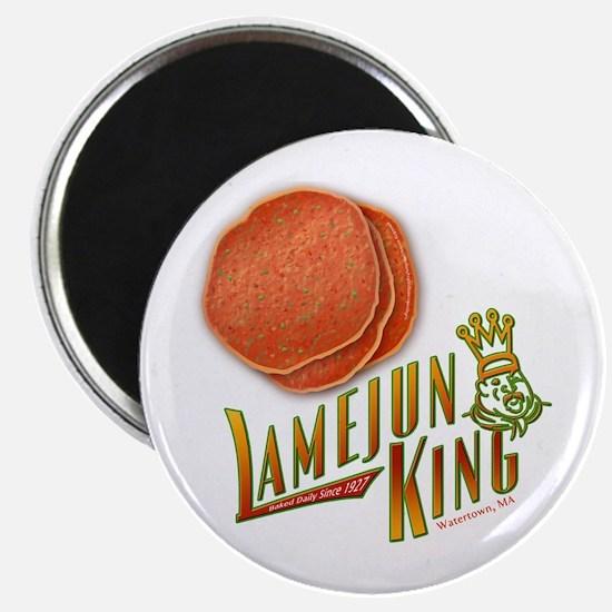 Lamejun King Magnet