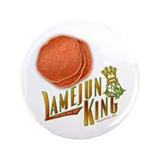 "Lamejun King 3.5"" Button"