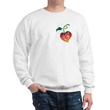 Anoush Heart Sweatshirt