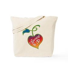 Anoush Heart Tote Bag