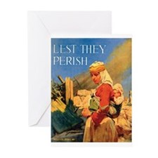 Armenian Genocide Greeting Cards (Pk of 20)