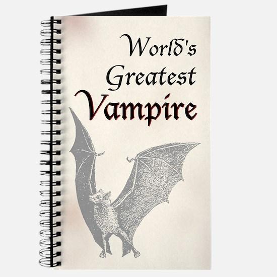 Greatest Vampire Journal