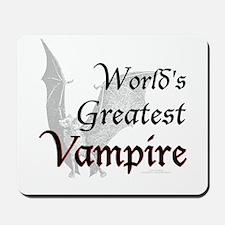 Greatest Vampire Mousepad