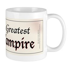 Greatest Vampire Small Mugs
