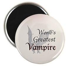 """Greatest Vampire 2.25"""" Magnet (10 pack)"""
