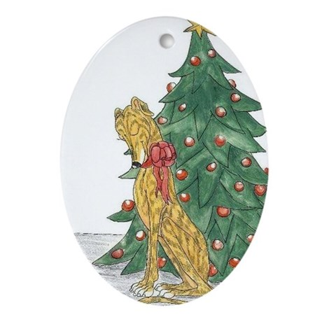 Gift Of Love Ornament (Oval)