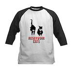 Reservoir Cats Kids Baseball Jersey