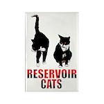 Reservoir Cats Rectangle Magnet