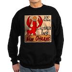 Crawfish Sweatshirt (dark)