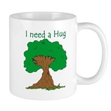 Calling all Tree Huggers Mug