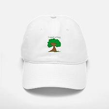 Calling all Tree Huggers Baseball Baseball Cap