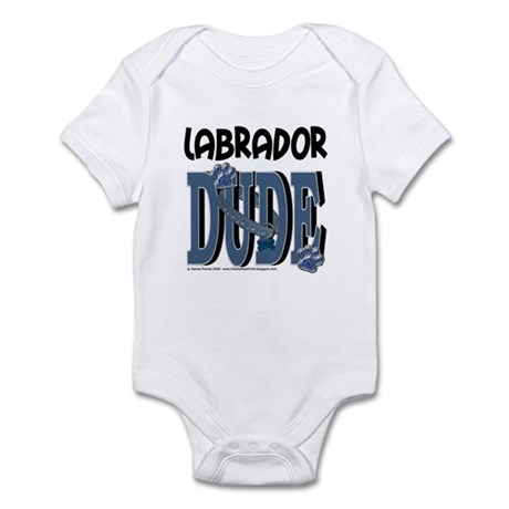 Labrador DUDE Infant Bodysuit