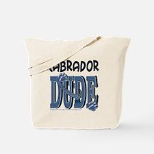 Labrador DUDE Tote Bag