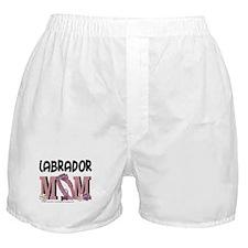 Labrador MOM Boxer Shorts