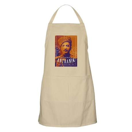 General Antranik BBQ Apron