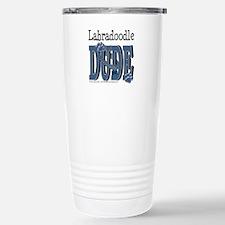 Labradoodle DUDE Travel Mug