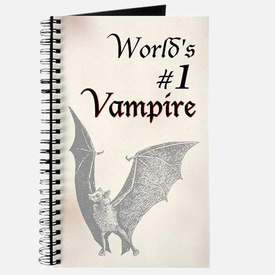 #1 Vampire Journal