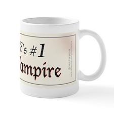 #1 Vampire Small Mugs