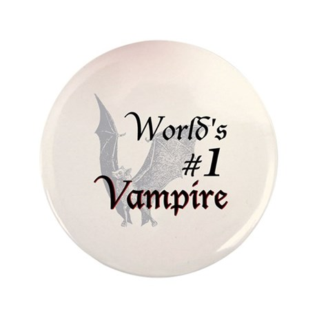 "#1 Vampire 3.5"" Button"