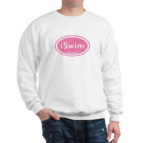 iSwim Pink Oval Sweatshirt