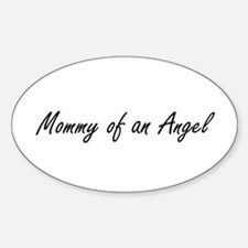 Funny Stillborn Sticker (Oval)