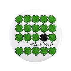 Black Irish with Shamrocks 3.5