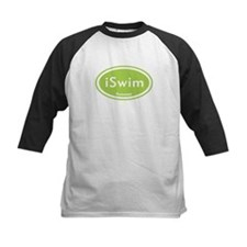 iSwim Green Oval Tee