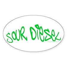 Sour Diesel Decal